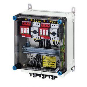 Hensel Combiner box