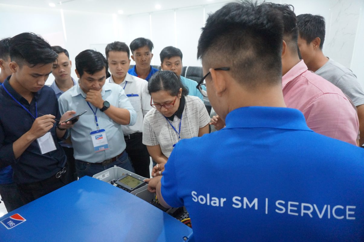 SMA String Inverters Training